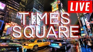 Download Times Square - Midtown Manhattan, New York City - Times Square Live Camera 24.7 ( CAM 3) Video
