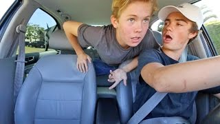 Download 5 TYPES OF PEOPLE IN THE CAR!!! Video
