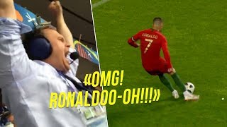 Download When Commentators Went CRAZY After Cristiano Ronaldo Goals 😱 Video