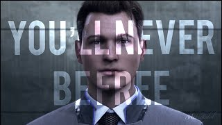 Download Detroit Become Human - Connor ~ Blood in the Water Video