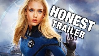 Download Honest Trailers - Fantastic Four (2005) Video