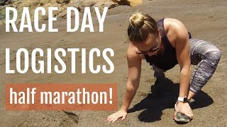 Download Half Marathon Race Day Tips and Logistics Video