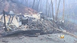 Download 3 Killed After Wildfires Scorch East Tennessee Tourist Area Video