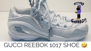 Download The Gucci 1017 Reebok looks like a teradactyl ovary 😂🔥 Video