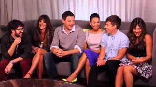 Download Favorite Glee cast moments (Part 1) Video