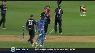 Download India NZ 3rd ODI Full Match Highlights HD played on 25th Jan'14 Video