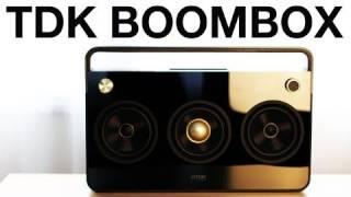Download TDK 3 Speaker Boombox Unboxing & Overview Video