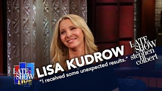 Download Lisa Kudrow Spills The Beans On Courteney Cox's Genealogy Test Video