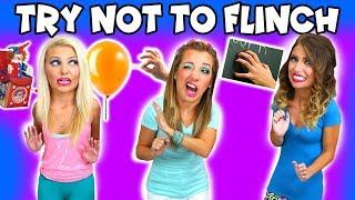 Download Try Not To Flinch Challenge: Balloon Pop, Spooky Video, Unusual Smells and More. Totally TV Video