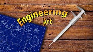Download Engineering Art Video