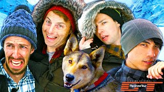 Download The Try Guys Race Dog Sleds • Dirty Tour: Part 3 Video