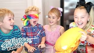 Download What's In My Mouth Challenge w/ Jojo Siwa Video