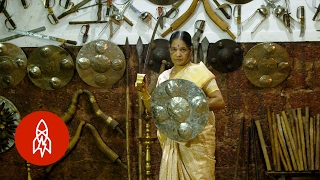 Download At 74, She Is the Oldest Practitioner of an Indian Martial Art Video