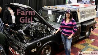 Download FARM...GIRL? (NOT FARMTRUCK) 2200 HP DIESEL Pickup! Video