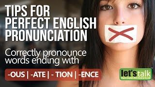 Download Tips for perfect English pronunciation – English lesson to improve communication skills Video