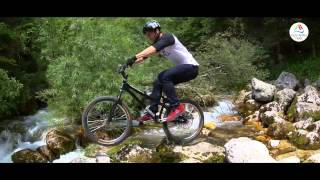Download Danny MacAskill - Drop and Roll Tour | Alpe Adria Trail | Turismo FVG Video