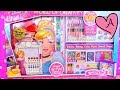 Download Juego GIGANTE para dibujar Princesas Disney Ariel Cenicienta Rapunzel Bella con stickers y sellos Video