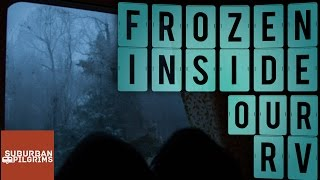Download EP 51 - Trapped by snow inside our RV (Suburban Pilgrims Show) Video
