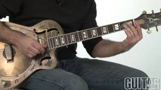 Download In Deep with Andy Aledort - How to Play Slide Guitar in Open G Video