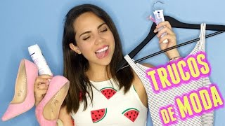 Download 15 TRUCOS DE MODA QUE TODA MUJER DEBERÍA SABER | What The Chic Video