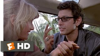 Download Jurassic Park (1993) - Chaos Theory Scene (2/10) | Movieclips Video