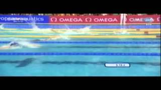 Download Női 4x200 méteres gyorsváltó ezüstérem - Debrecen 2012 Video