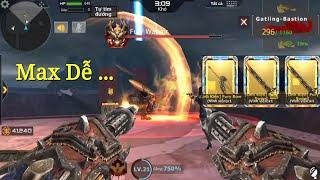 Download CF Mobile/CF Legends | Dual Gatling [VIP] - Hướng Dẫn Đi Boss AI Mới - Lâu Lan Cổ Mộ √ Video