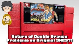 Download Return of Double Dragon Cart - Problems Working on SNES? #CUPodcast Video