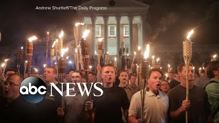 Download White nationalists storm the University of Virginia campus Video