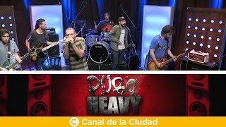 Download Toda la potencia del metal con Frida y El Club en Puro Heavy Video