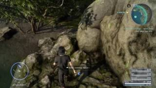 Download Ffxv: The professor's protege yellow frogs - Catch yellow frogs Shotta-013 Video