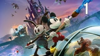 Download Disney Epic Mickey 2: The Power of Two - Walkthrough Part 1 [HD] Video