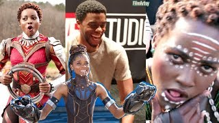 Download Black Panther Bloopers and Gag Reel - Full Outtakes 2018 Video
