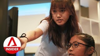 Download From Bullied Teen, To Helping Others: An ITE Student's Transformation Video