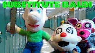 Download FNAF School Plush: Substitute Baldi Video