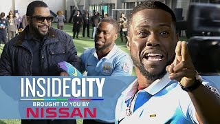 Download KEVIN HART & ICE CUBE PENALTY KICKS! | Inside City 178 Video