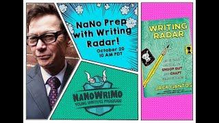 """Download NaNo Prep Webcast: Discover your """"writing radar"""" with Jack Gantos! Video"""