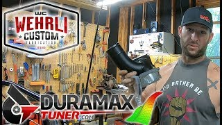 Download Truck Upgrades with Duramaxtuner and Wehrli Custom Fab: Day 5 Video