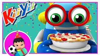 Download Bob The Robot | Little Baby Boogie | KiiYii | Party Songs For Babies Video