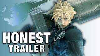Download FINAL FANTASY VII (Honest Game Trailers) Video