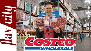 Download Shopping At Costco For Meat & Seafood - What To Buy & Avoid Video