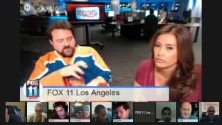 Download Hangout w/Actress Mariel Hemingway & Producer Kevin Smith Video