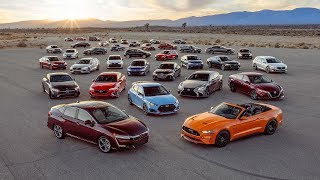 Download MotorTrend's 2019 Car of the Year: The Overview Video