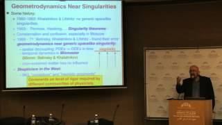 Download Geometrodynamics: The Nonlinear Dynamics of Curved Spacetime | Kip Thorne Video