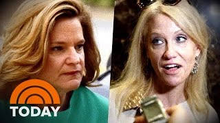 Download Donald Trump, Hillary Clinton Aides Have Shouting Match At Harvard: 'He's Your President' | TODAY Video