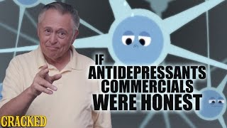 Download If Antidepressant Commercials Were Honest - Honest Ads Video