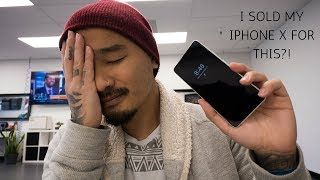 Download I sold my iPhone X for a Pixel 2!! Video