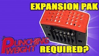 Download Secrets of the N64 Expansion Pak (Ft. Matt McMuscles) | Punching Weight [SSFF] Video