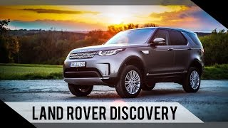 Download Land Rover Discovery | 2017 | Test | Review | Fahrbericht | MotorWoche Video