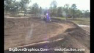 Download Loie Ann Webb 7 year old mx girl riding her ktm 65 Video